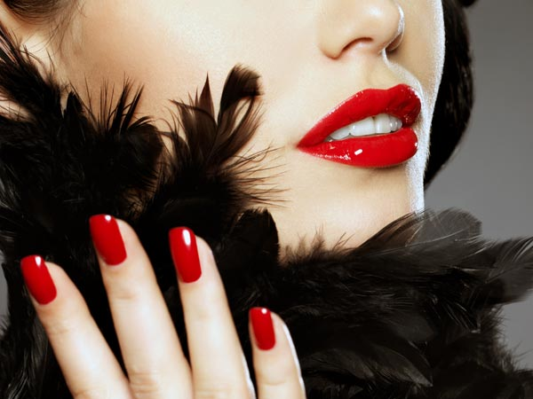 how to make red lipstick at home