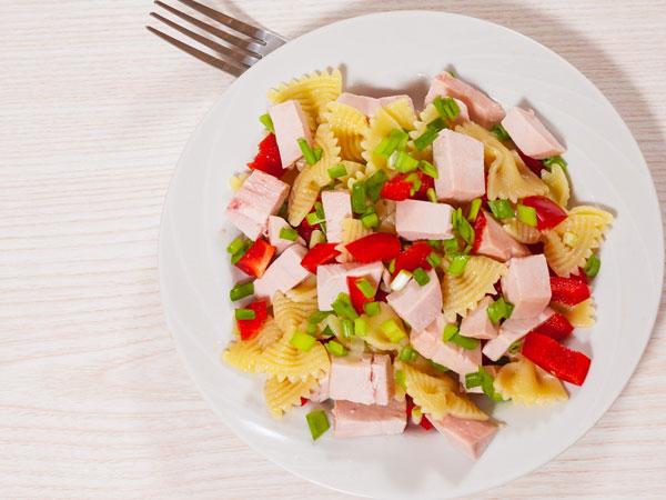 Tasty Chicken Macaroni Salad Recipe