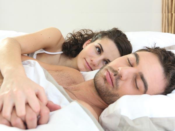 women love in bed
