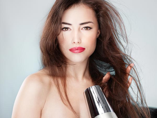 Blow Dry Your Tresses: