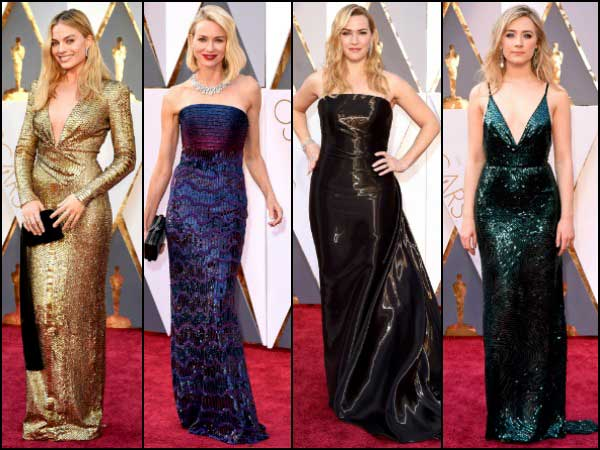 3D Gowns Make It To The Oscars 2016