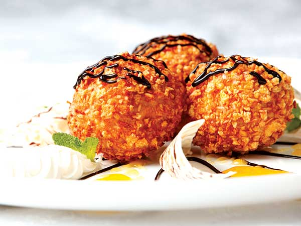 Fried Ice Cream Recipe: A Must Try