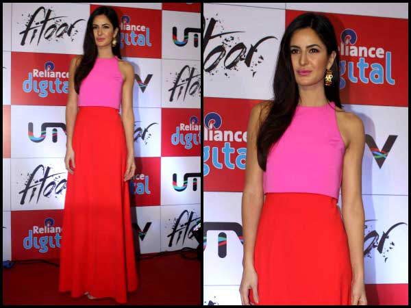 Katrina for Fitoor promotions