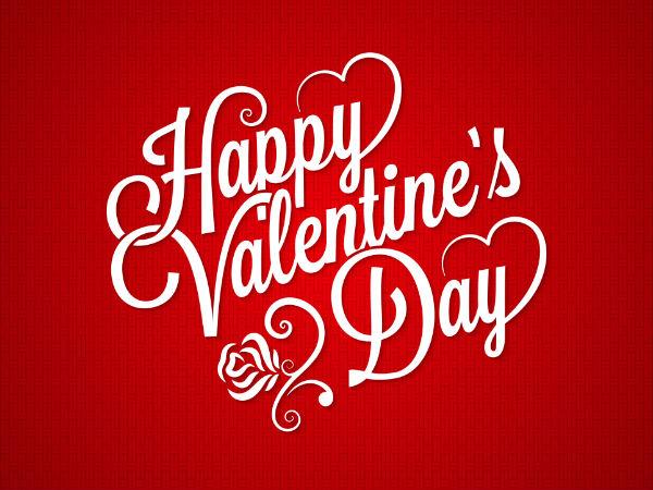 Reasons To Celebrate Valentine's Day - Boldsky.com