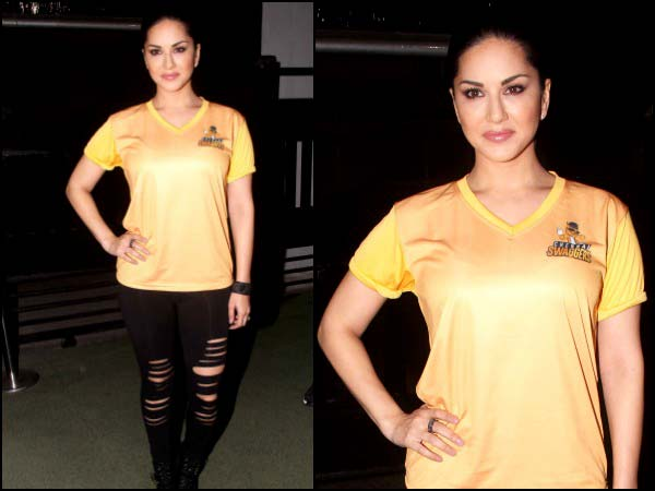 Sunny for BCL Chennai Swaggers