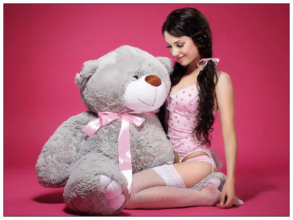 do women like bears