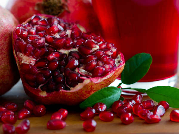 Benefits Of Pomegranates For Babies