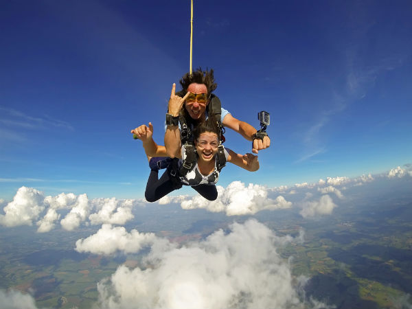Have You Tried Sky Diving