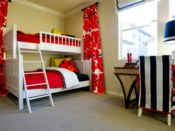 Interior Design For Childrens Bedroom