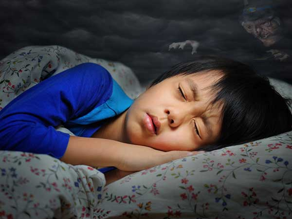 How Snoring Affects Children4