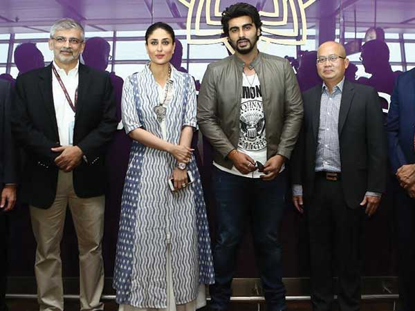 kareena kapoor and arjun kapoor