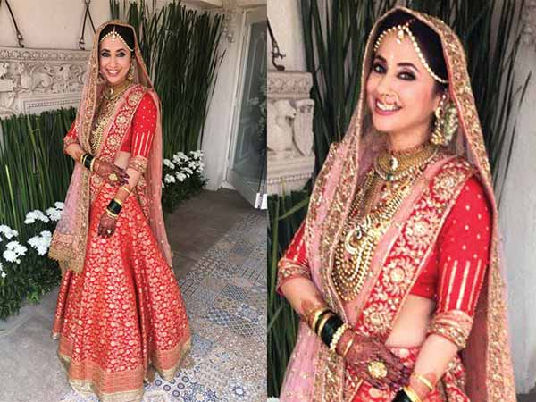 Image result for urmila matondkar on her wedding