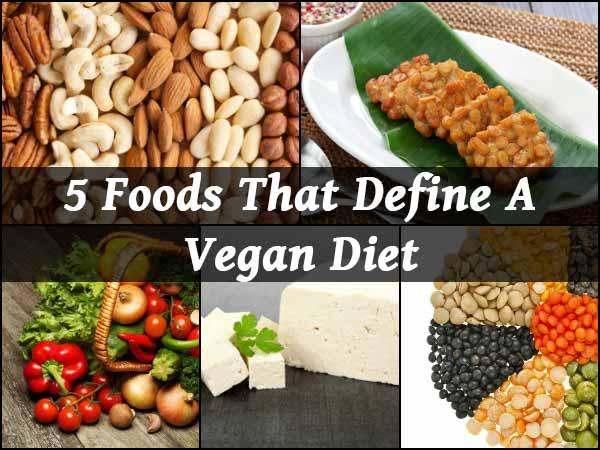 5 Foods That Define A Vegan Diet - Boldsky.com