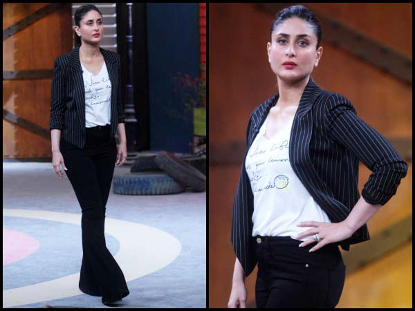 Kareena In Frame denims