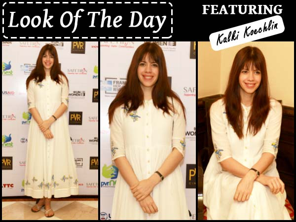 Kalki Koechlin Fashion