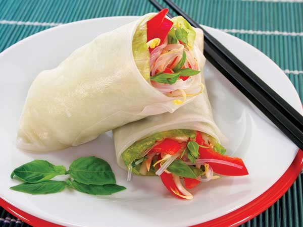 Nutritious Rice Roll Recipe: A Must Try
