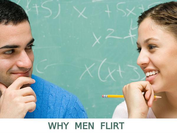 Why Men Flirt When In Relationship