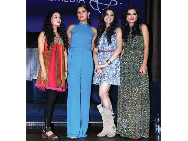 richa chadda at fremantle webseries launch
