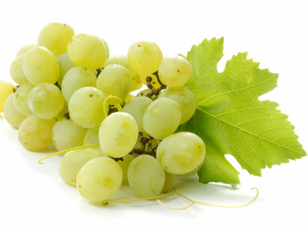 Green Grapes: