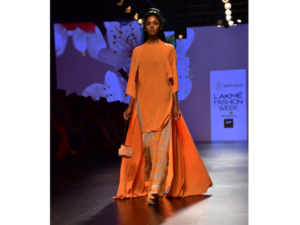 71c5833e21ca Neeta Lulla's LFW S/R 2016 Collection Is Beguiling & Unreal ...