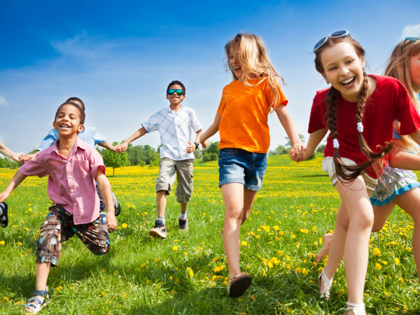 Why Raise Kids In Active Neighbourhoods