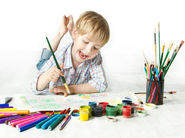 how to develop interest in studies for kids