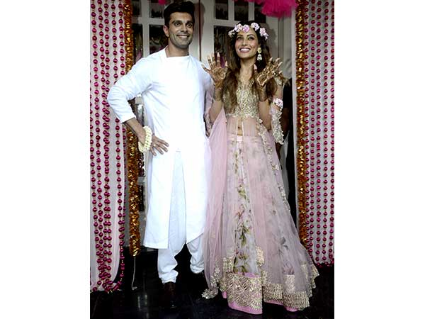 bipasha & karan wedding