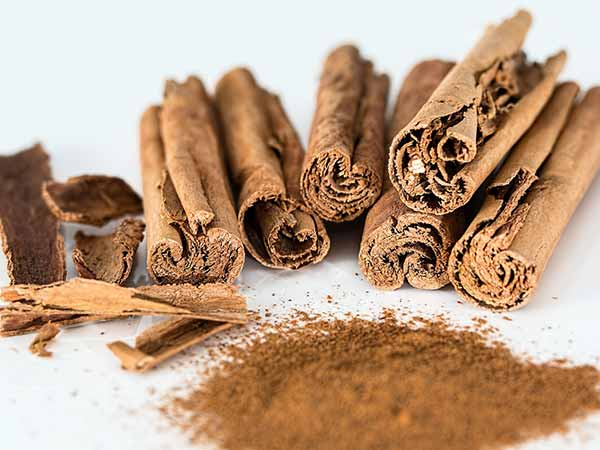 Cinnamon Powder: