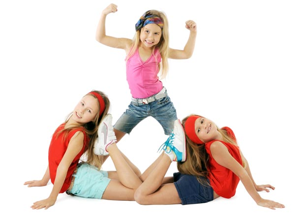 Do Kids Of Fit Mothers Love Exercise1
