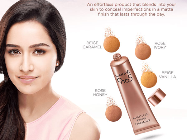 lakme foundation