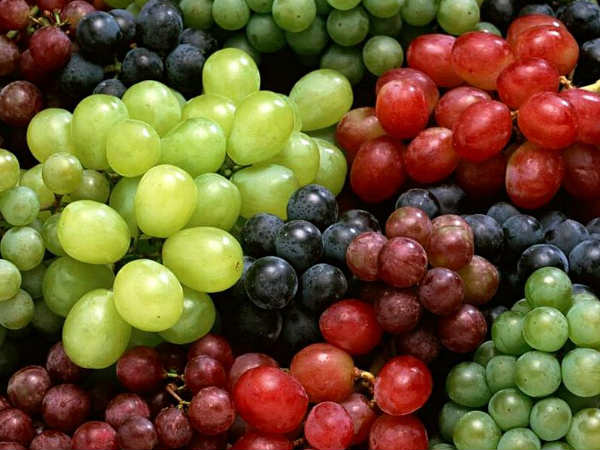 Why Grapes Are Good For Skin In Summer?