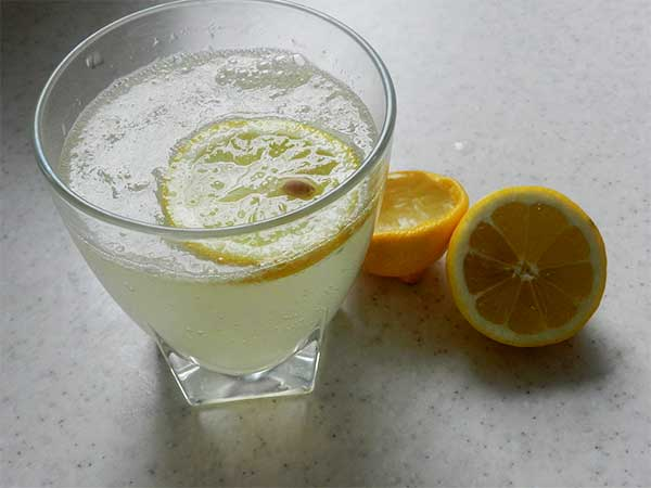 Lemon Juice: