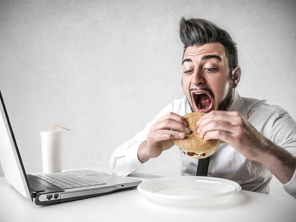 How Stress Affects Food Digestion