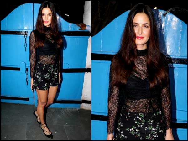 Katrina Kaif  Sayani Gupta Know How To Dress Up For A Party Quite Well - Boldskycom-2231