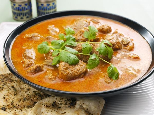 Spicy Mutton Masala Gravy