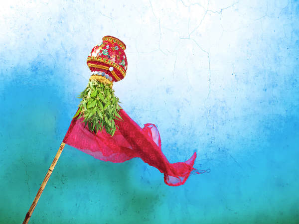 celebrating Gudi Padwa