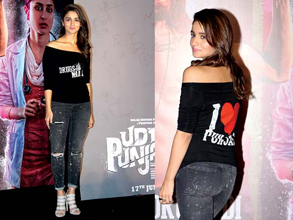 Udta Punjab Trailer Launch
