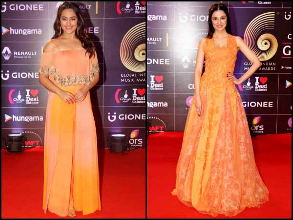 Sonakshi Vs Divya: Outfit Face Off