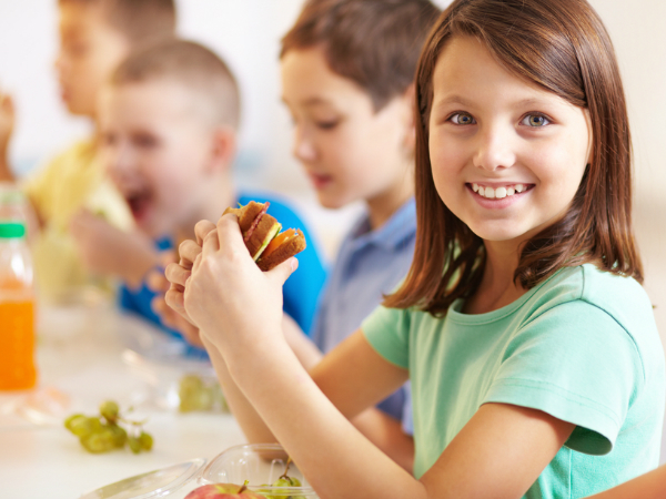 Why Having A Meal With Your Kid Is Healthy