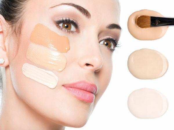 chose the best foundation for Indian skin