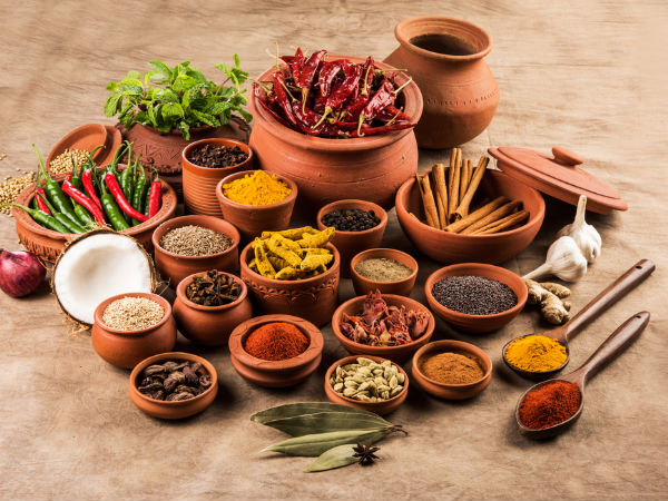 7 natural antiviral ingredients for 7 spice indian cuisine