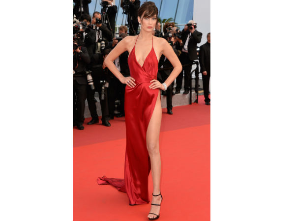 Bella Hadid Cannes 2016