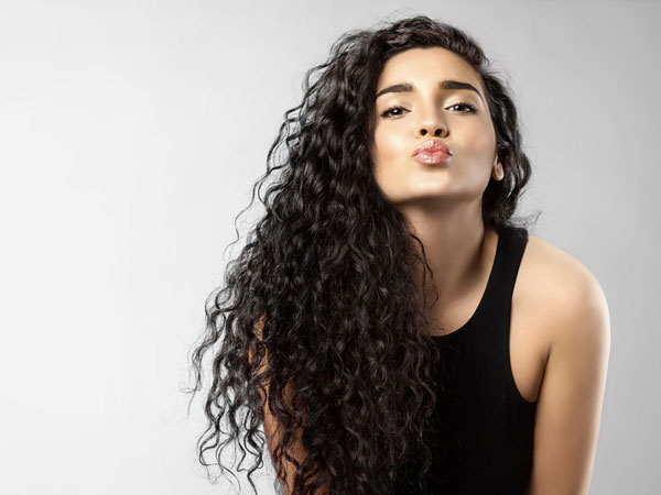 how to get that plopping hair