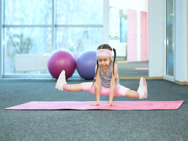 How Childhood Fitness Can Impact Health1
