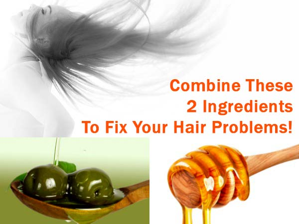 2 Powerful Ingredients Made Into 1 For Better Looking Hair