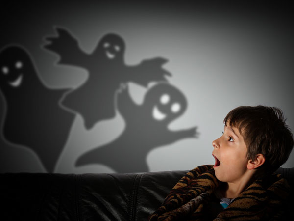 how to help your child cope with night terror