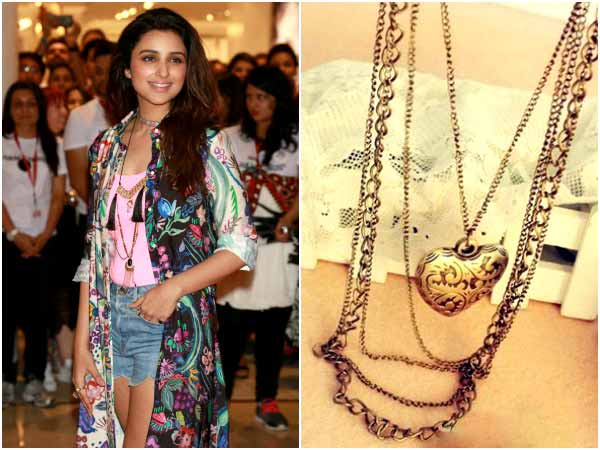 get parineeti's look
