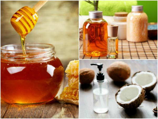 Homemade honey face wash for smooth skin