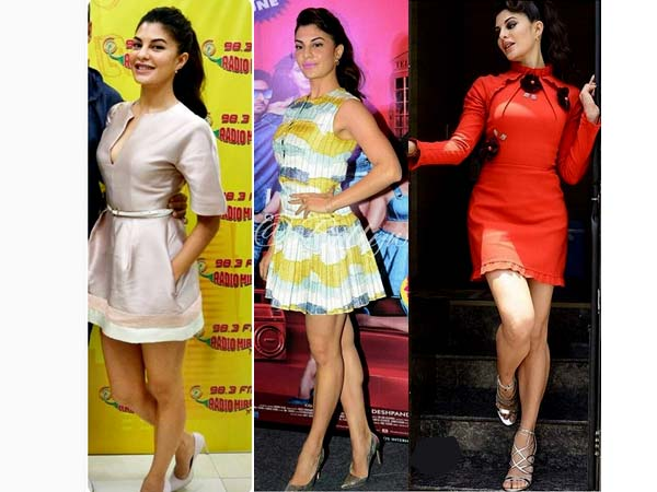 jacqueline fernandez short dress