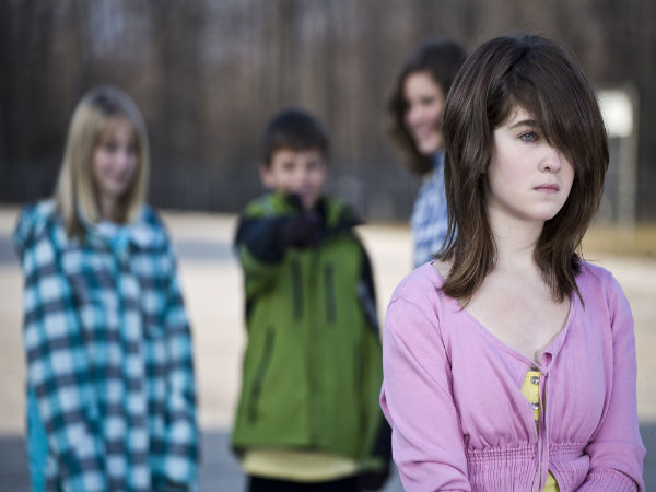 teach your child to face bullying in school